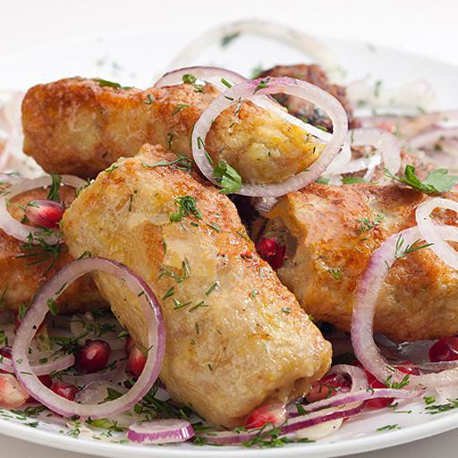 Как приготовить кебаб из курицы